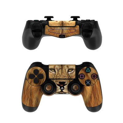 Sony PS4 Controller Skin - Warrior