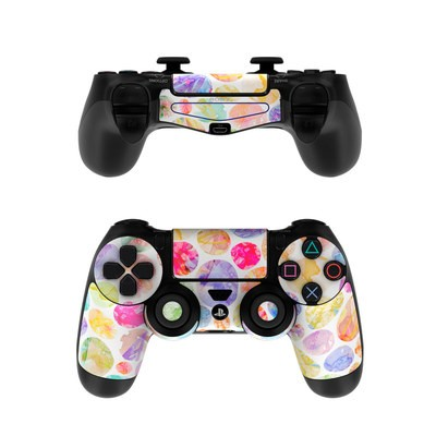Sony PS4 Controller Skin - Watercolor Dots