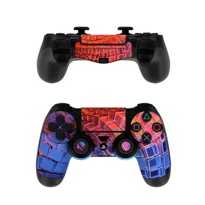 Sony PS4 Controller Skin - Waveform