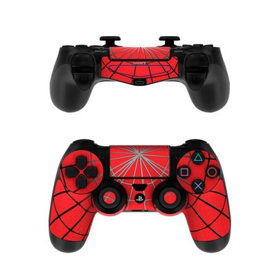 Sony PS4 Controller Skin - Webslinger