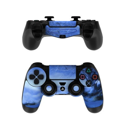 Sony PS4 Controller Skin - World's Edge Winter