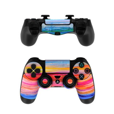 Sony PS4 Controller Skin - Waterfall