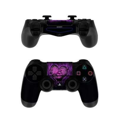 Sony PS4 Controller Skin - Wicked