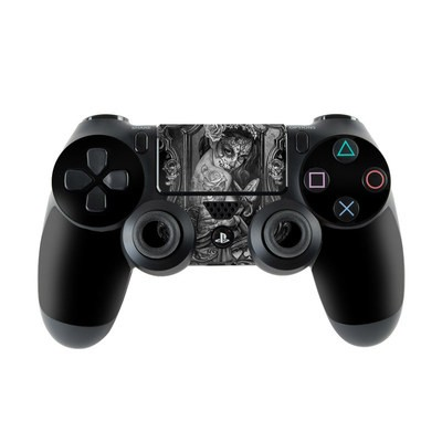 Sony PS4 Controller Skin - Widow's Weeds