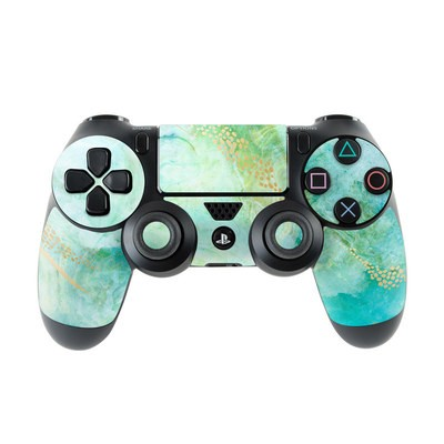 Sony PS4 Controller Skin - Winter Marble