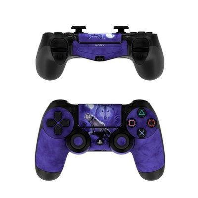 Sony PS4 Controller Skin - Wolf