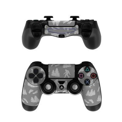 Sony PS4 Controller Skin - Wood Ape