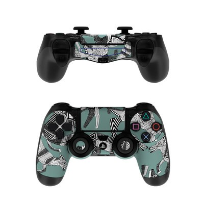 Sony PS4 Controller Skin - Woodland Fox