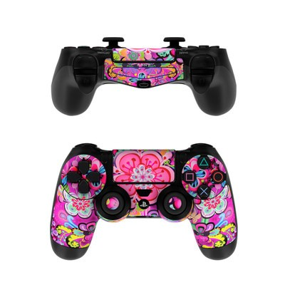 Sony PS4 Controller Skin - Woodstock