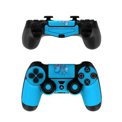 Sony PS4 Controller Skin - Workflow