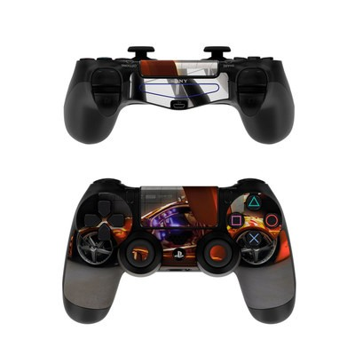 Sony PS4 Controller Skin - Z33 Light