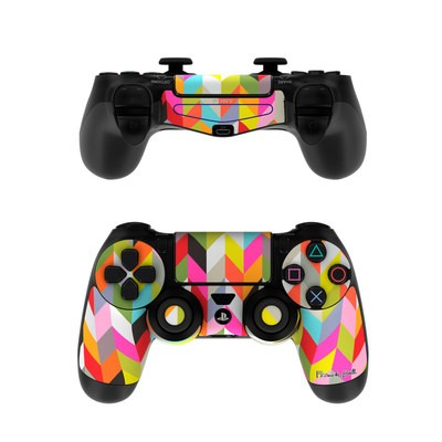 Sony PS4 Controller Skin - Ziggy Condensed