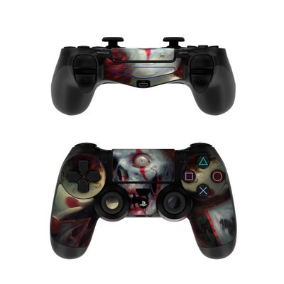 Sony PS4 Controller Skin - Zombini