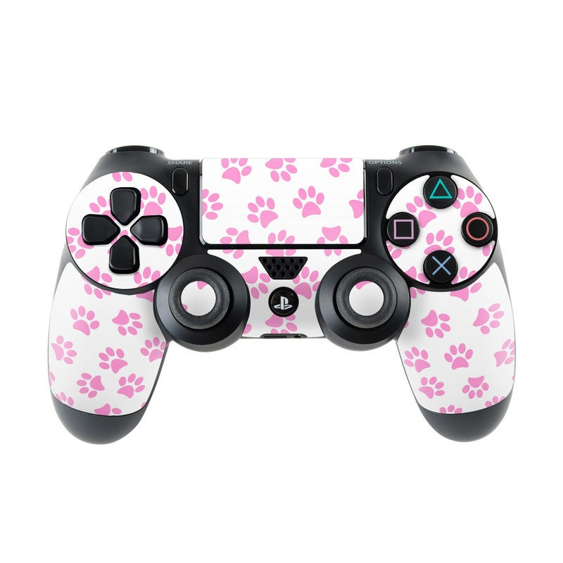 Sony PS4 Controller Skin - Cat Paws by FP   DecalGirl