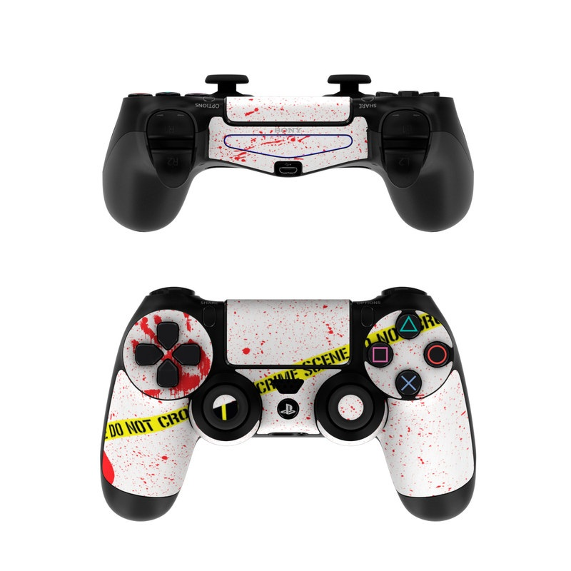 Ps4 Controller Outline 133 Sony Ps4 Controller Skin