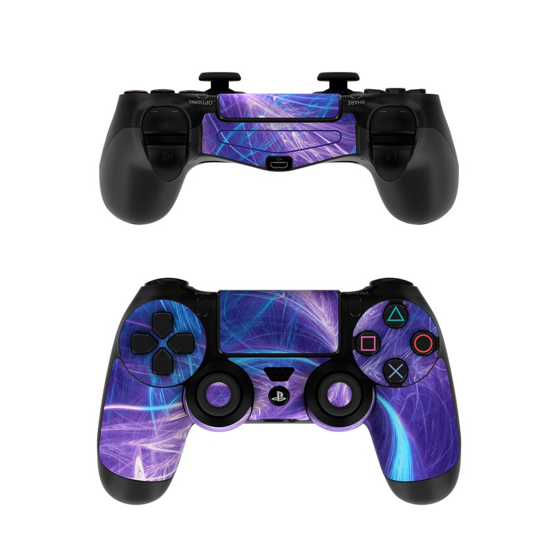 Sony Ps4 Controller Skin Flux By Gaming Decalgirl
