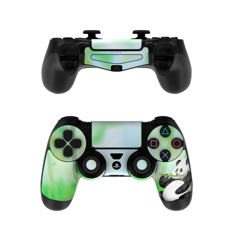 sony ps4 controller skin panda by fp decalgirl. Black Bedroom Furniture Sets. Home Design Ideas