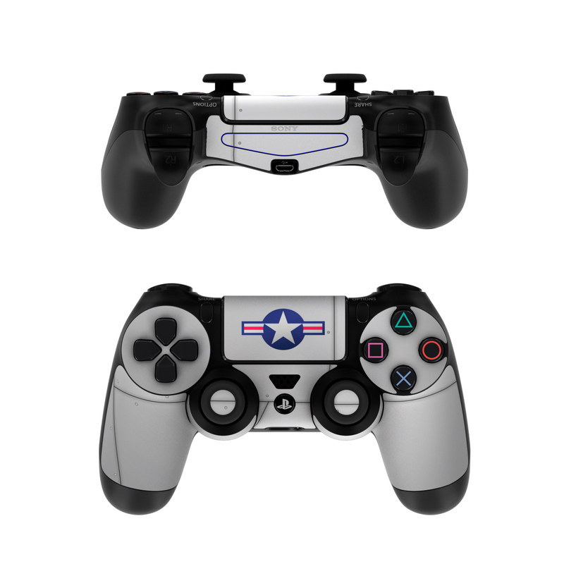 4e681f17e2a5 Sony PS4 Controller Skin - Wing by US Air Force