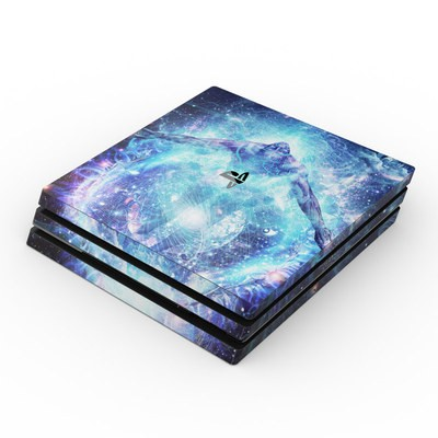 Sony PS4 Pro Skin - Become Something