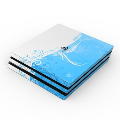 Sony PS4 Pro Skin - Blue Crush