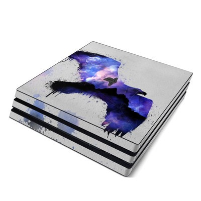 Sony PS4 Pro Skin - Breath