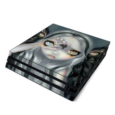 Sony PS4 Pro Skin - Divine Hand