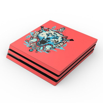 Sony PS4 Pro Skin - Ever Present