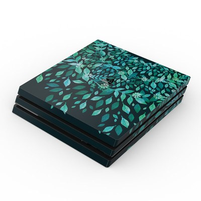 Sony PS4 Pro Skin - Growth