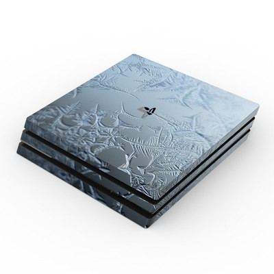 Sony PS4 Pro Skin - Icy