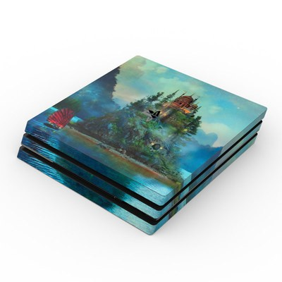 Sony PS4 Pro Skin - Journey's End