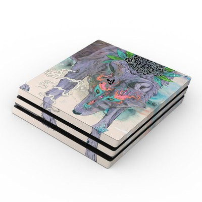 Sony PS4 Pro Skin - Journeying Spirit