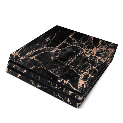 Sony PS4 Pro Skin - Rose Quartz Marble