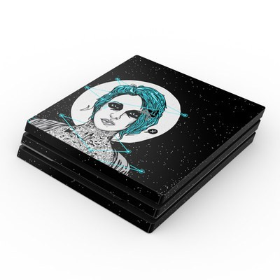 Sony PS4 Pro Skin - The Siren