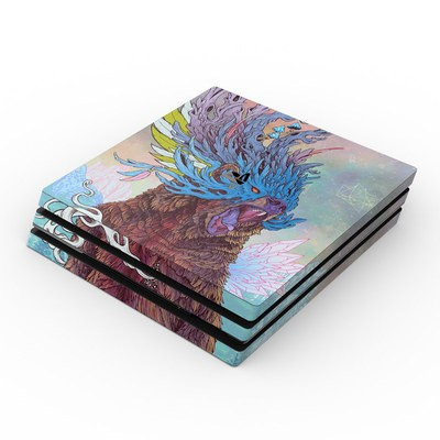 Sony PS4 Pro Skin - Spirit Bear