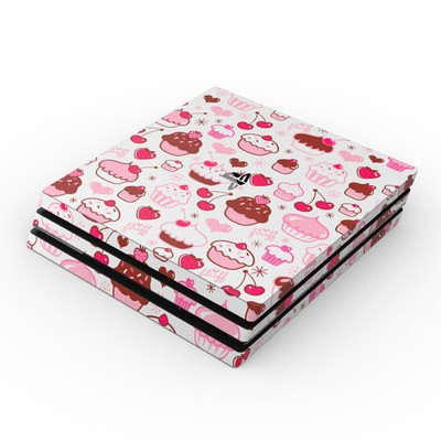 Sony PS4 Pro Skin - Sweet Shoppe