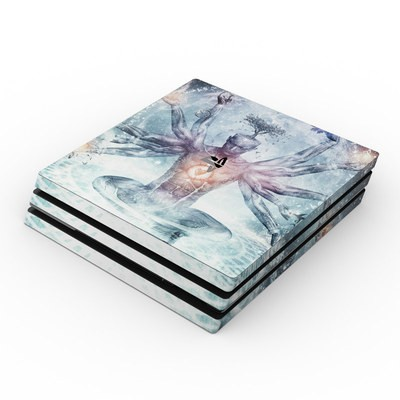 Sony PS4 Pro Skin - The Dreamer