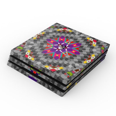 Sony PS4 Pro Skin - The Eye