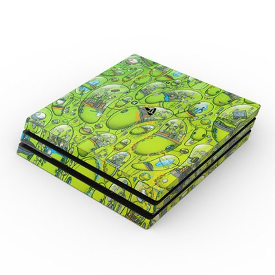Sony PS4 Pro Skin - The Hive