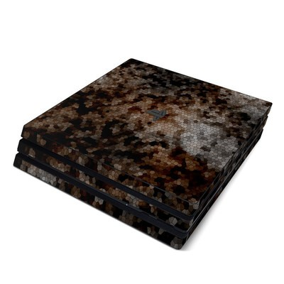 Sony PS4 Pro Skin - Timberline