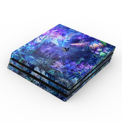 Sony PS4 Pro Skin - Transcension