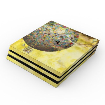Sony PS4 Pro Skin - Up Up and Away