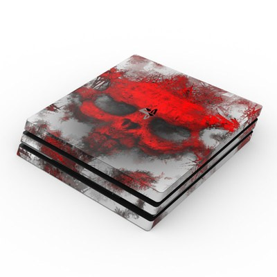 Sony PS4 Pro Skin - War Light