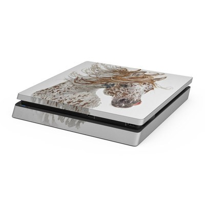 Sony PS4 Slim Skin - Appaloosa