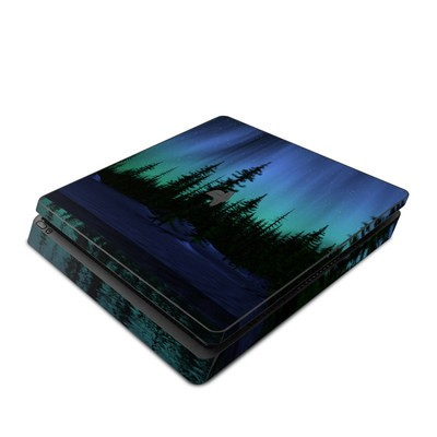 Sony PS4 Slim Skin - Aurora