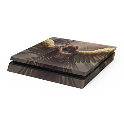 Sony PS4 Slim Skin - Azrael