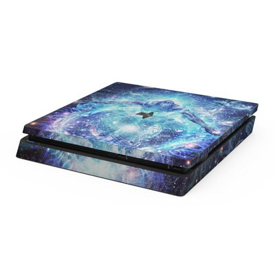 Sony PS4 Slim Skin - Become Something