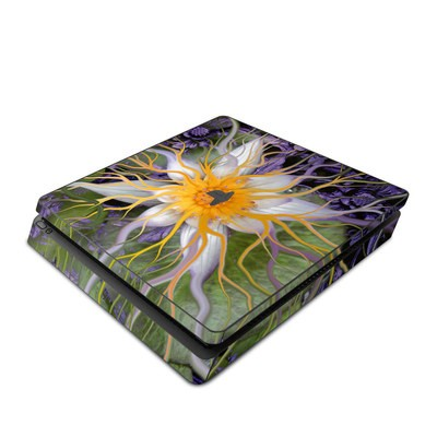 Sony PS4 Slim Skin - Bali Dream Flower