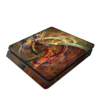 Sony PS4 Slim Skin - Blagora