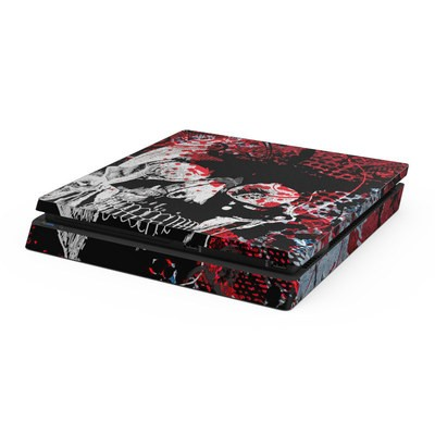 Sony PS4 Slim Skin - Blast