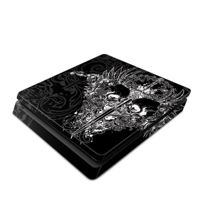 Sony PS4 Slim Skin - Darkside